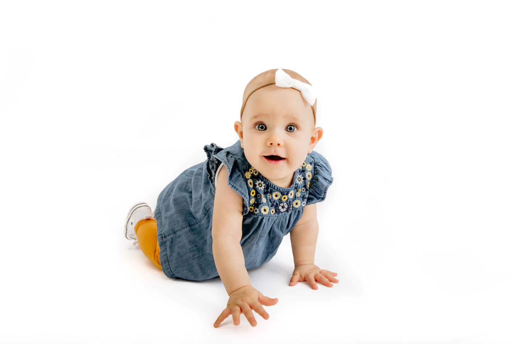Fotografiranje V - Luanina pravljica - fotografiranje nosecnic, novorojenckov, malckov, cake smash fotografija 3
